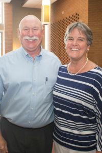 Bob and Faye Burchard