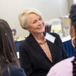 Alumni Relations and Grossnickle Career Services host networking etiquette event for students
