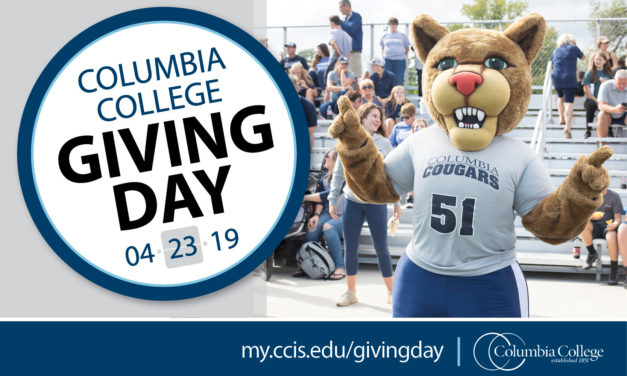 Inaugural Giving Day set for April 23