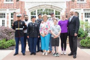 Ousley Family Veterans Scholarship