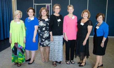 Five honored at alumni awards