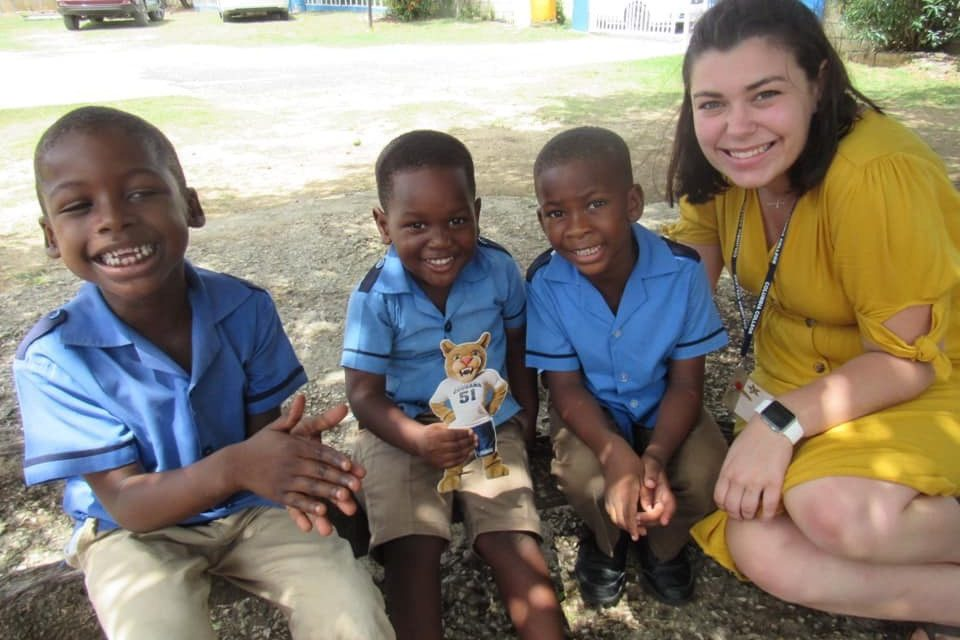 Hamar leads future teachers into a whole new world