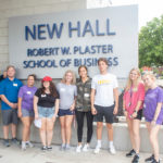New Hall, new students part of Welcome Week activities