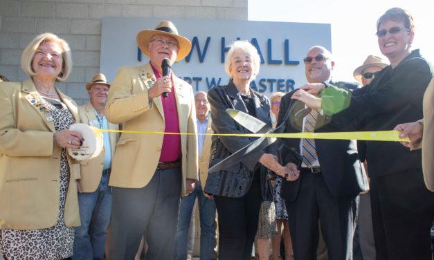 Columbia College formally dedicates New Hall