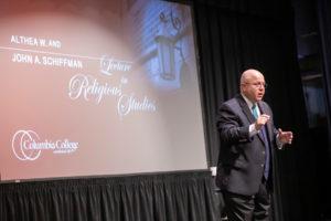 Rev. Dr. Brad Stagg