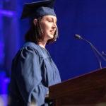 Graduates take many paths to one destination