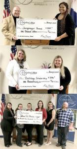 Jefferson City scholarship winners
