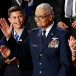 What a week! Alumnus Brig. Gen. Charles McGee honored at State of the Union address