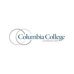 Columbia College primary logo