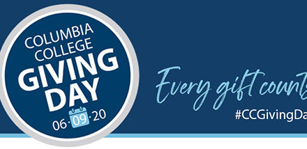 Genuine Generosity: Columbia College Giving Day raises more than $90,000