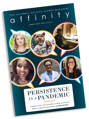 Affinity Summer 2020 cover