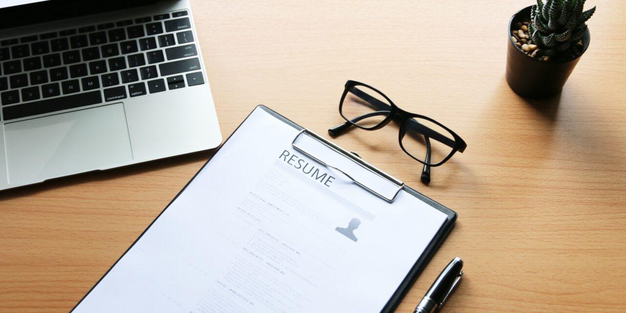Career Corner: Be Proactive