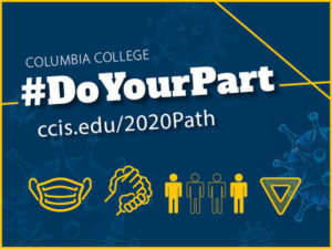 #DoYourPart: ccis.edu/2020Path
