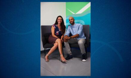 Successful connection: CC alumni couple's success is electric