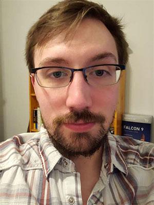 Michael Fisher headshot