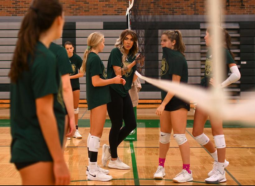 How a former CC player has turned Rock Bridge volleyball around in a year