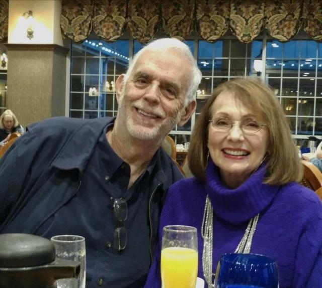 Bob and Joan Pata