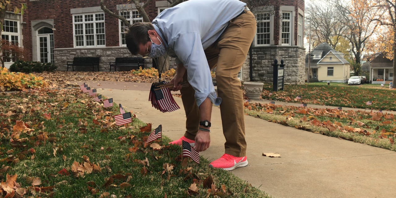 College's commitment to honor veterans remains through pandemic