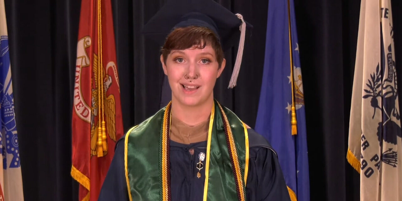 Perseverance, accomplishment highlight Columbia College's first virtual commencement