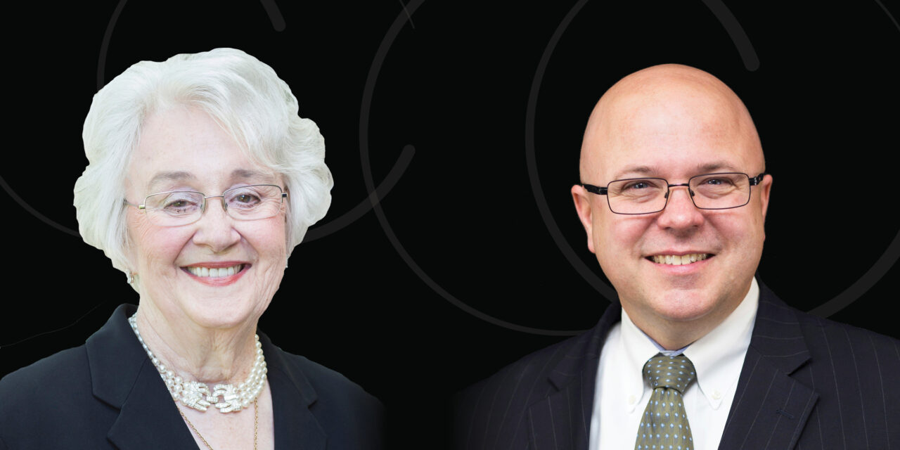 Stagg elected Chair, Simons Vice Chair of Board of Trustees