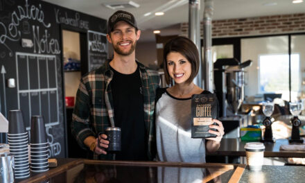 Camacho Coffee a labor of love for Jesse Walters '12
