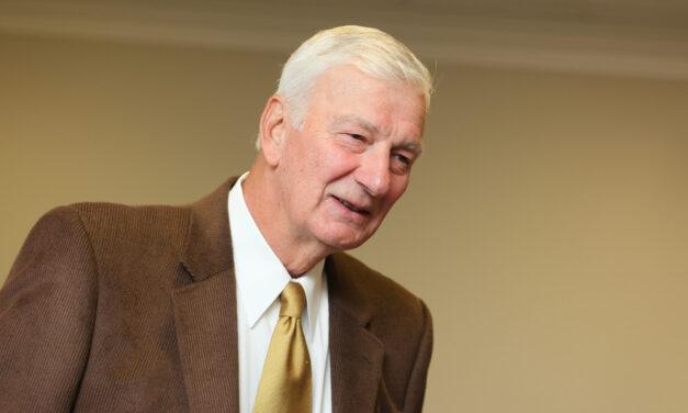 Professor Emeritus Reflects on Lifelong Career
