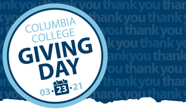 Columbia College Giving Day raises record $118,834