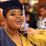 Masked, but with clear vision, Columbia College celebrates 2021 commencement