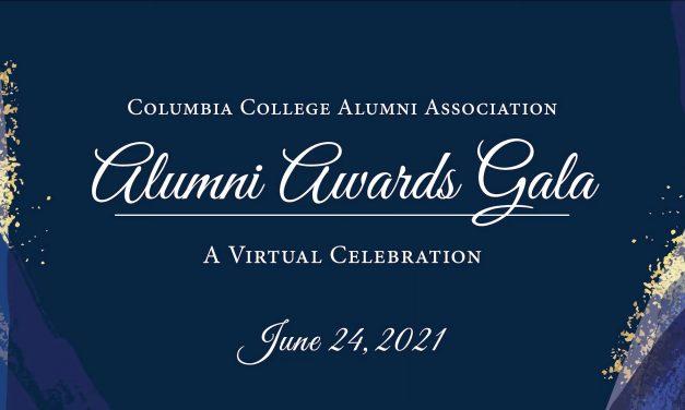 Columbia College hosts virtual alumni awards gala