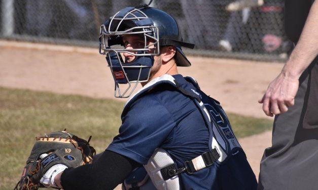 Cougar catcher selected in Major League Baseball Draft