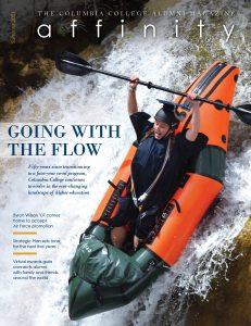 Affinity Magazine cover image - Summer 2021