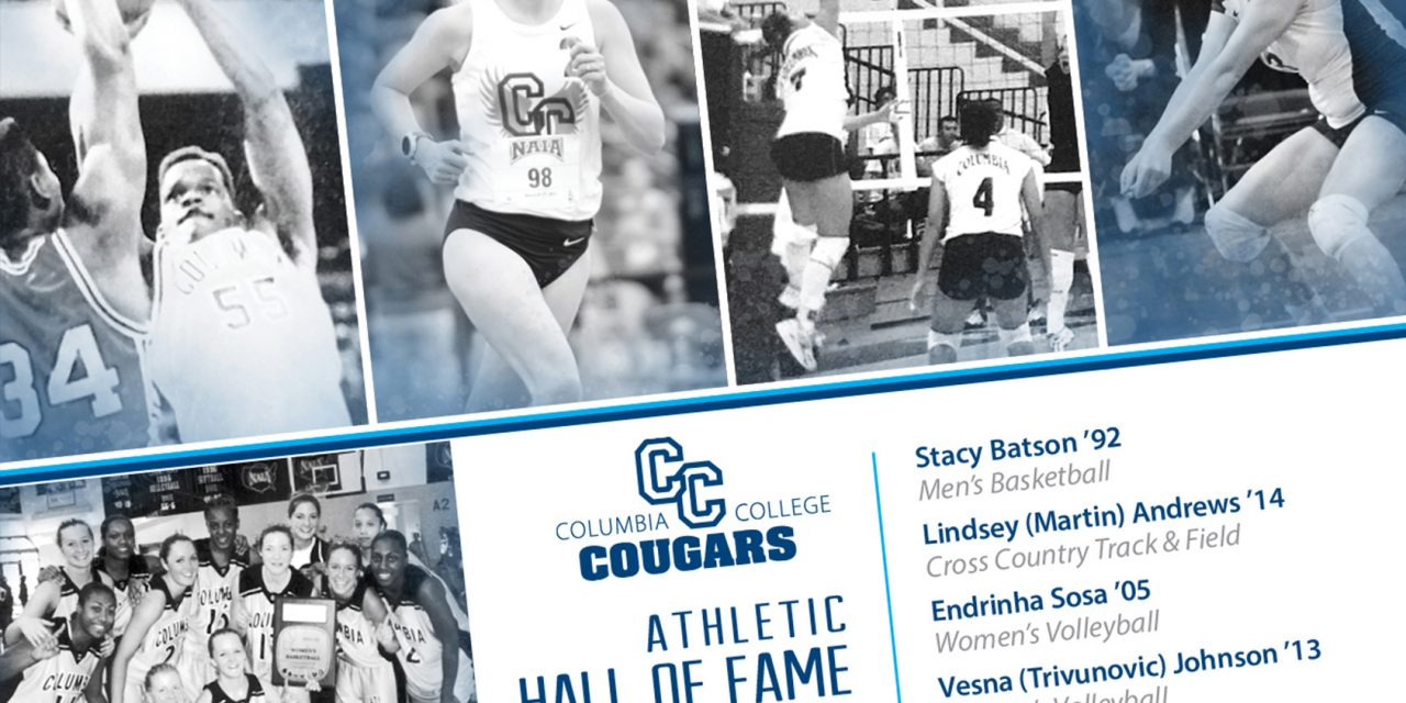 Former athletes secure their place in Cougar history