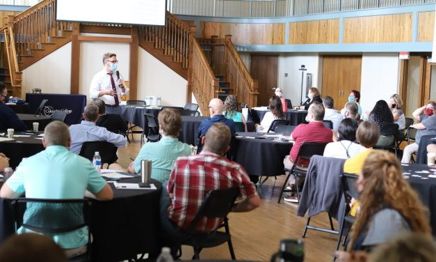 Fall Faculty Conference brings renewal to begin year