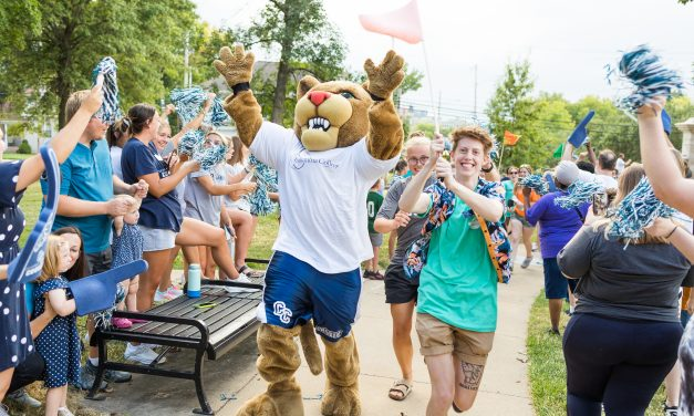 A return to normal: Main Campus abuzz during Welcome Week