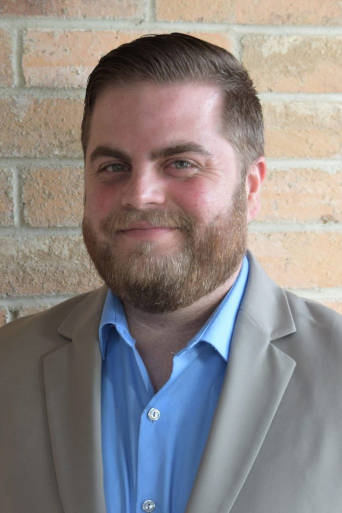 Jared Opoien Faculty Photo