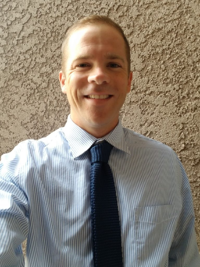 Academic Advisor Taylor Corlett