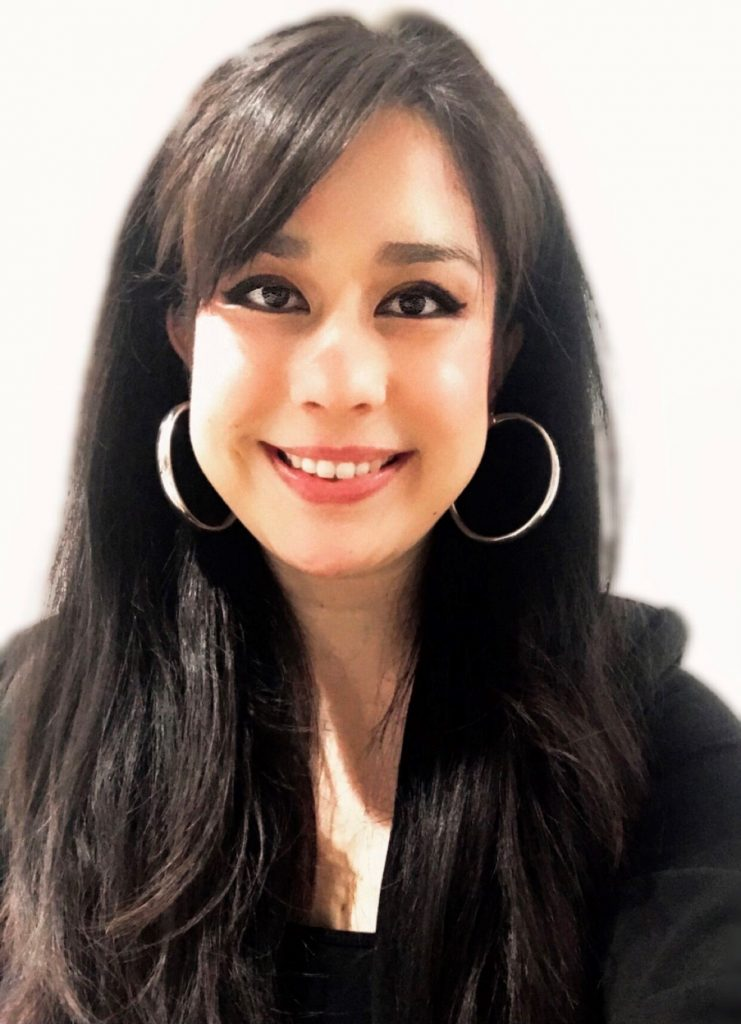 Academic Advisor Veronica Alvarado, MCRD San Diego