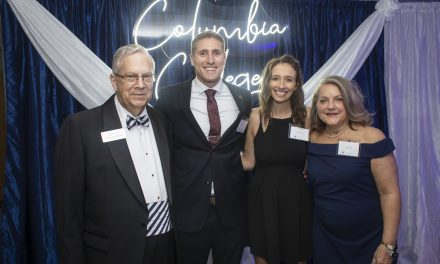 The impact of photos and philanthropy highlight 2021 President's Society Gala
